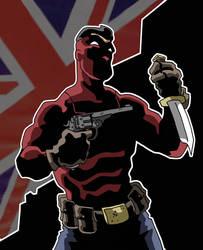 Great Brit fanart by Gaston25
