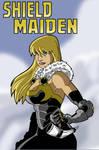 Shield Maiden by Gaston25
