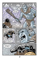Thunder Force tryouts page 2 by Gaston25