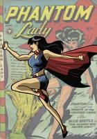 Phantom Lady fan art by Gaston25
