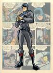 Commando Yank fan art by Gaston25