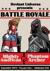 DU Battle Royale #42 by Gaston25