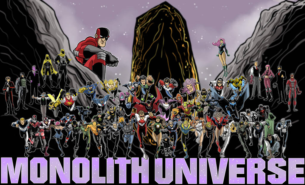 Monolith Universe by Gaston25