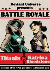 DU Battle Royal #43 by Gaston25