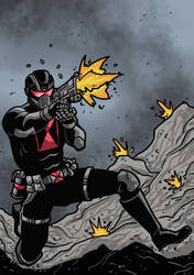 Watchman under fire by Gaston25