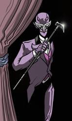 Lavender Jack fan art by Gaston25