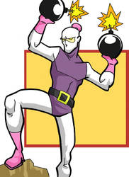 Bomberman by Gaston25