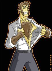 Wolfman by Gaston25