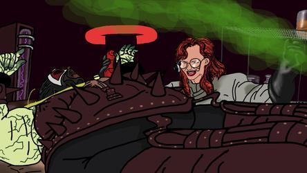 Behold! BANE!!! by BattleWizard322