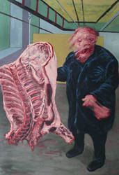 Figure with Carcass 2008 by JJURON