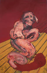 Francis Bacon's Death 2007 by JJURON