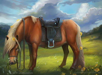 MTG Unstable: Ordinary Pony by ALRadeck