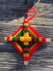 Fiesta Ornament by KatsuQuartz