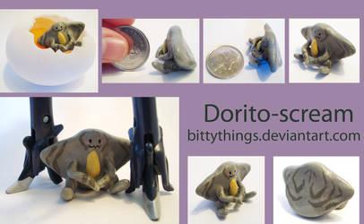 Dorito-scream by Bittythings