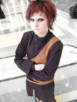 Gaara cosplay - megacon2007 by ereptor
