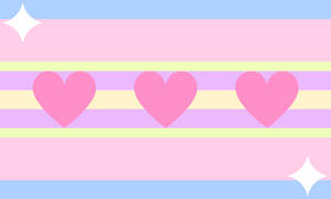 Cutegender/ Gendercute (3) by Pride-Flags
