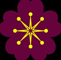 Diamoric Myrtle Flower by Pride-Flags