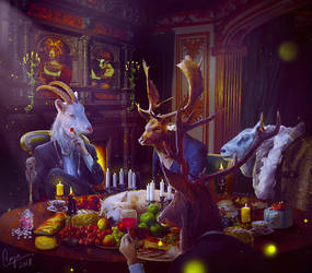 The Feast by azimutth