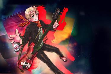 Bass Is Essential by kimfan2