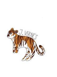Jules Vernes by Teayl