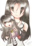 - Cute Doll - by AmbreAkasora
