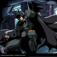 Batman, The Dark Knight by Kazemb