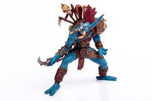 Vol'jin figurine by vladon177