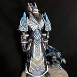 Blood elf, Warlock by vladon177