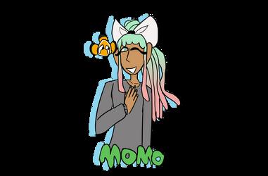 Momo (comm) by Brekkfast