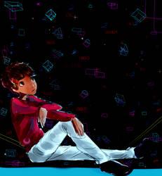 Boy of Code World by Nabashio