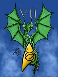 Dragon of Berengarius 7 by Diana-Huang