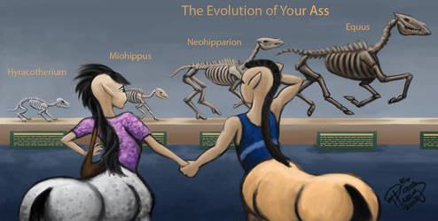 Centaur Evolution by Diana-Huang