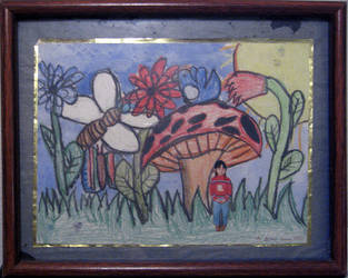 Humble Beginnings - 2nd Grade by Diana-Huang