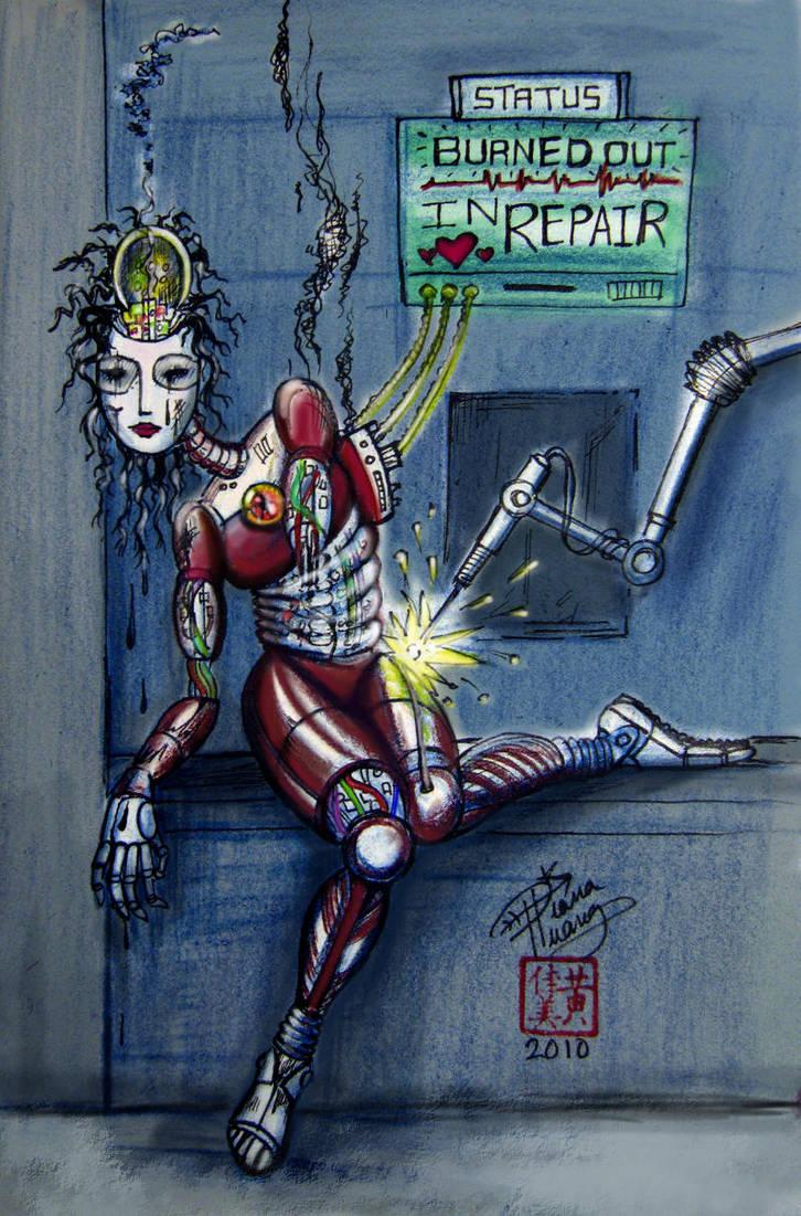 I, Robot by Diana-Huang