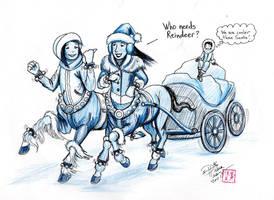 Jingle Bells by Diana-Huang