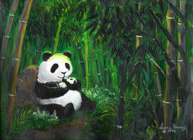 Quiet Time 1998 by Diana-Huang