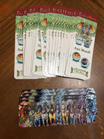 Axis Mundi bookmarks  by Diana-Huang