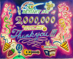 2 Million Deviation Views by Diana-Huang