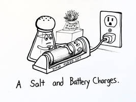 A Salt and Battery Charges by Diana-Huang