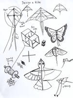 Draw Design a Kite by Diana-Huang