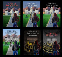 Higher Education Novel Bookcover ideas by Diana-Huang