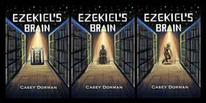 Ezekiels Brain Book Cover Ideas by Diana-Huang
