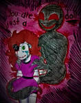 You are just a doll...!! [bbieal oc] by SMALLBIVI153