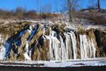 Ice Cascade by NicamShilova