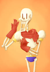 Papyrus by 1DonaldtheDuckie1