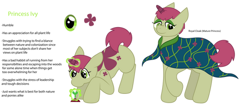 Princess Ivy Draw To Adpot (CLOSED) by Randomchiz
