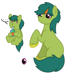 Gift Horse by Randomchiz