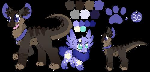 NPC- Bo The Pet Emporium Owner by CB-Resource