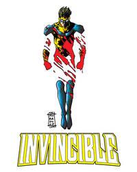 Invincible by mikemorrocco