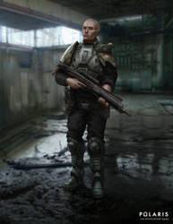 Mercenary by Stephanieboehm